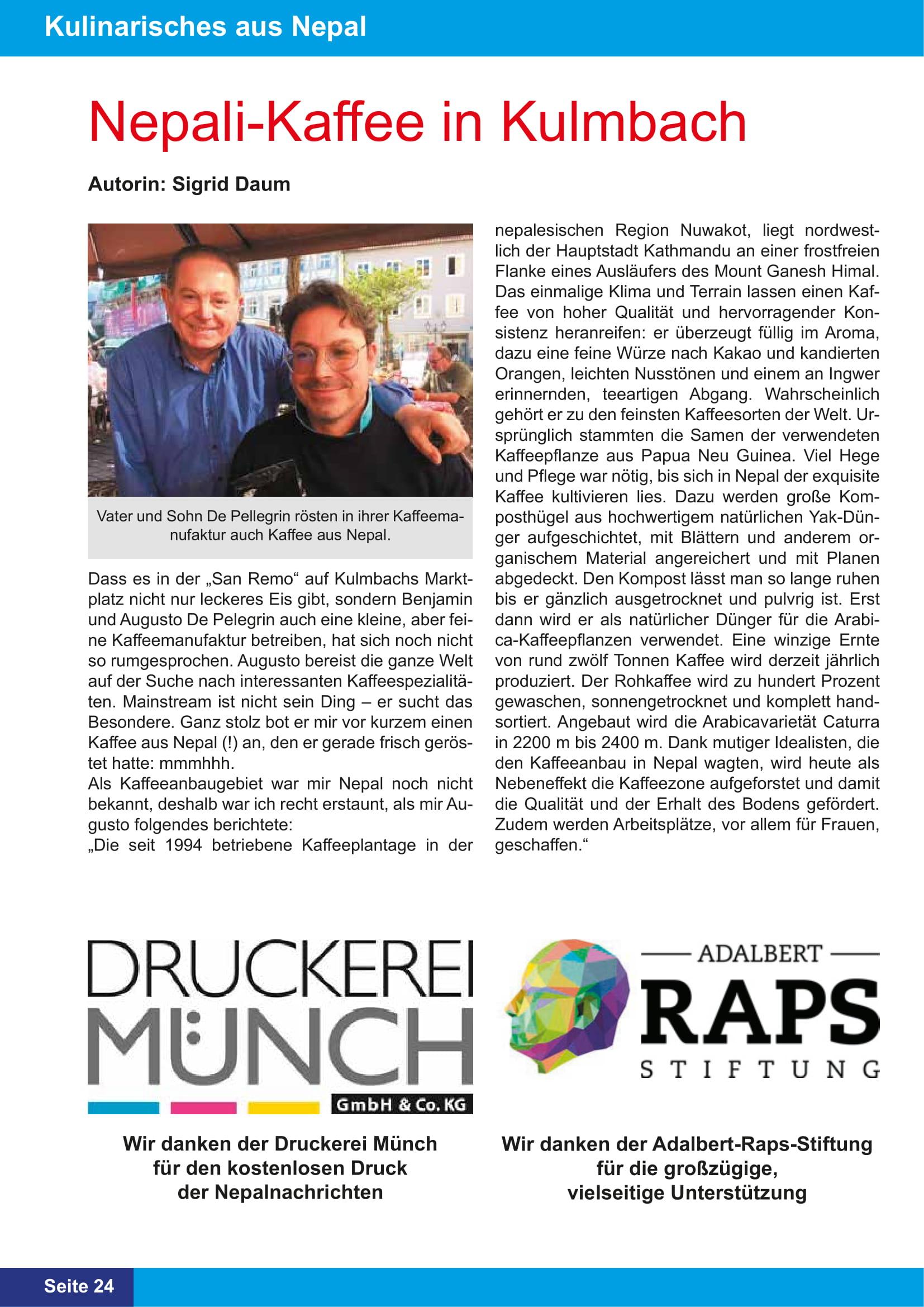 Nepalnachrichten 10_18-24